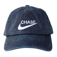 Chase Dad Cap (Washed Navy)