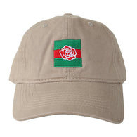Gucci Rose Dad Cap (Tan)
