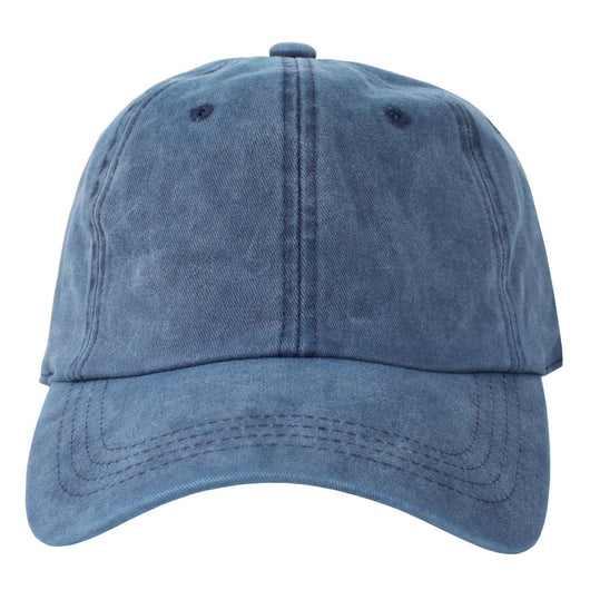 Washed Dad Hat (Navy)