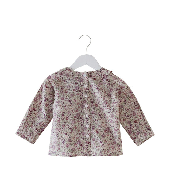 Edie Blouse - Sweet Iris
