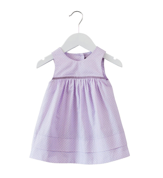 Livi Dress - Crocus