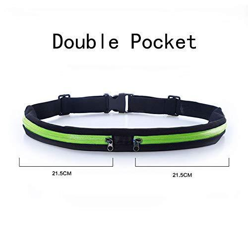 60% OFF TODAY-DUAL POCKET RUNNING BELT