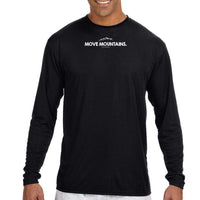 Move Mountains Men Performance Long Sleeves