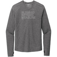 Blessed beyond measure Men Performance Long Sleeves