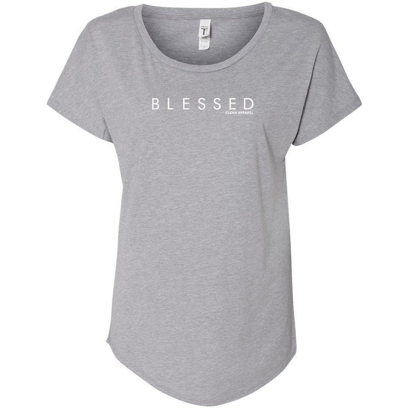 Blessed Ladies Slouchy Tee