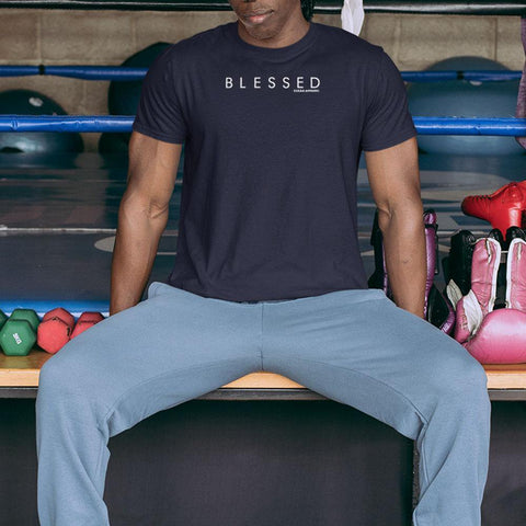 Blessed Men Performance Tees