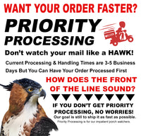Faster Processing