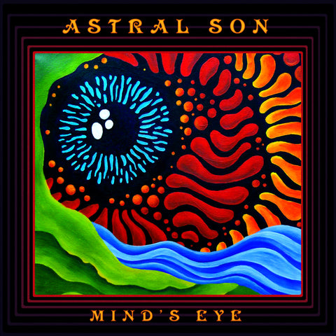 Astral Son - Mind's Eye LP Vinyl