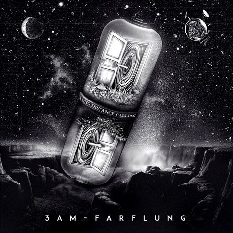 Farflung/3AM - Long Distance Calling LP Vinyl (Silver)