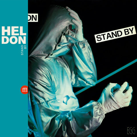 Heldon - Stand By LP Vinyl (Sea Blue)