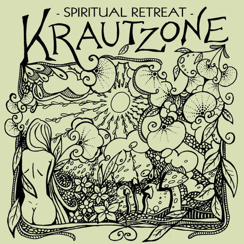 Krautzone - Spiritual Retreat LP Vinyl