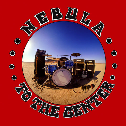 Nebula - To the Center