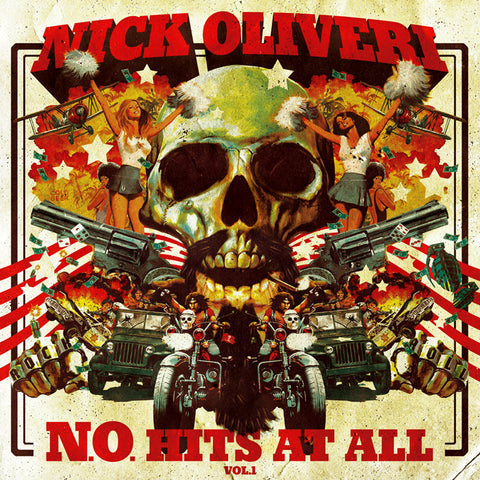 Nick Oliveri - N.O. Hits at All Vol. 1