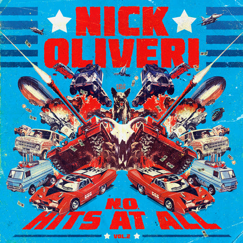 Nick Oliveri - N.O. Hits at All Vol. 2