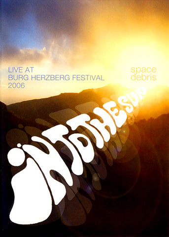 Space Debris - Into the Sun: Live at Burg Herzberg Festival 2006 DVD