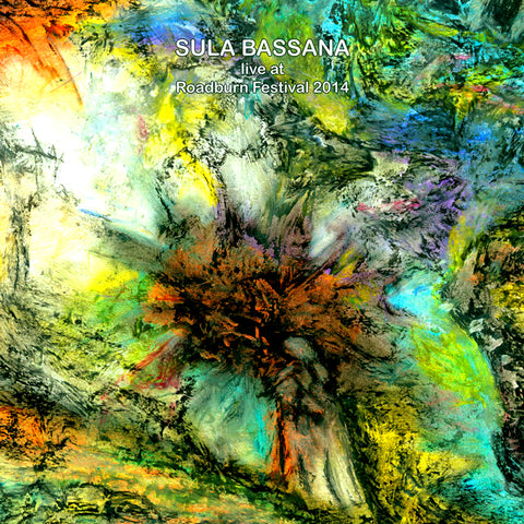 Sula Buassana - Live at Roadburn 2014 LP Vinyl (Orange/Black Marble)