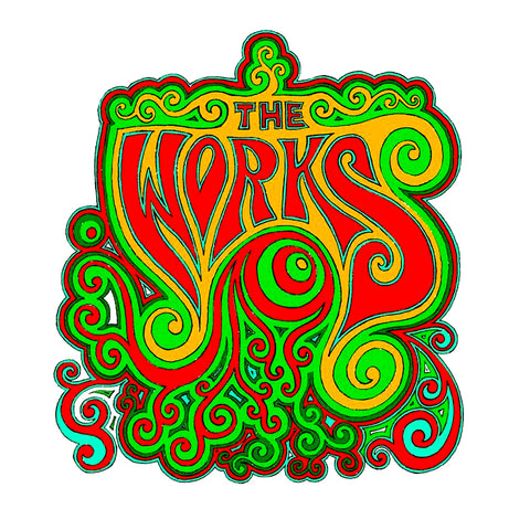 The Works - The Works CD