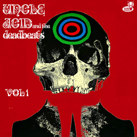 Uncle Acid and the Deadbeats - Vol. 1 Vinyl LP (Red/Import)