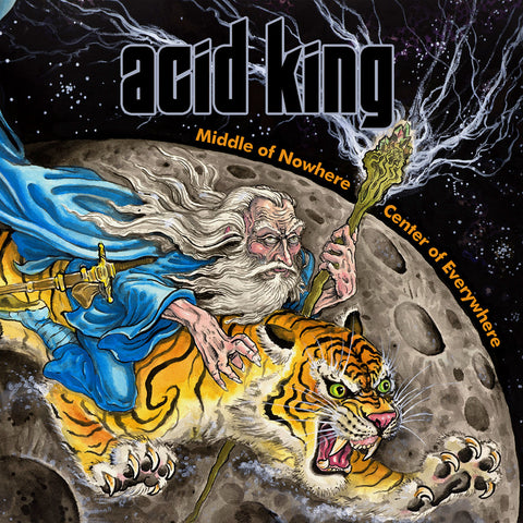 Acid King - Middle of Nowhere, Center of Everywhere CD (Import) $10