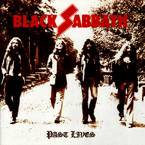 Black Sabbath - Past Lives 2LP Vinyl (180 gram)