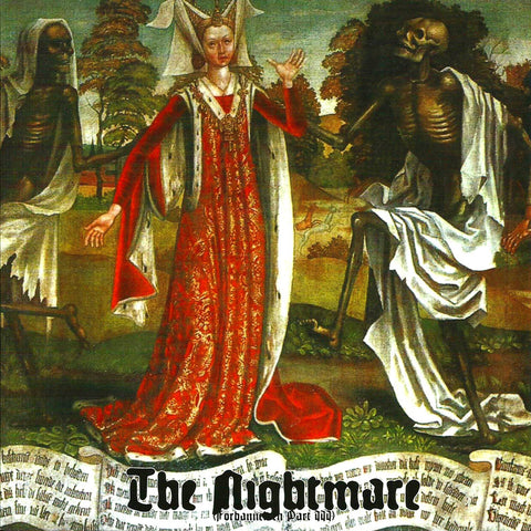 Burning Saviours - The Nightmare (Forbannelsen Part III) 7 inch (Import)