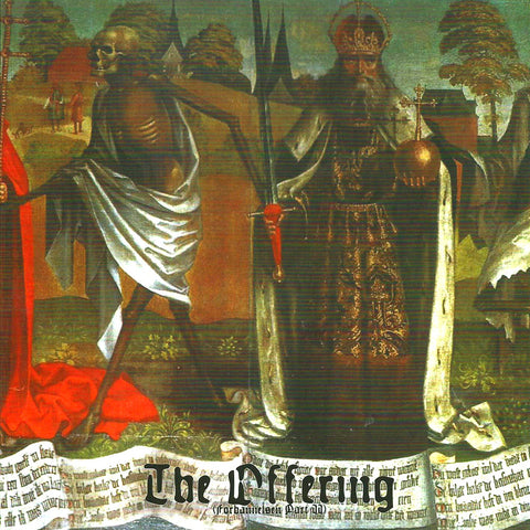Burning Saviours - The Offering (Forbannelsen Part II) 7 inch (Import)