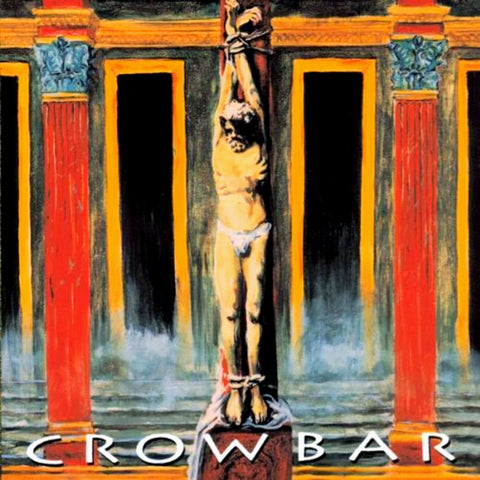 Crowbar - Crowbar LP Vinyl (Color) $25
