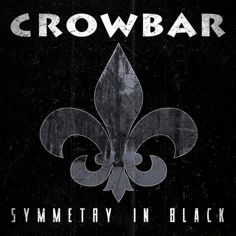 Crowbar - Symmetry in Black LP Vinyl $25