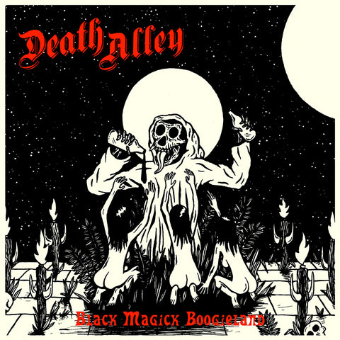 Death Alley - Black Magick Boogieland CD
