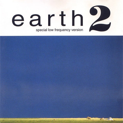 Earth - Earth 2: Special Low Frequency Version 2LP Vinyl