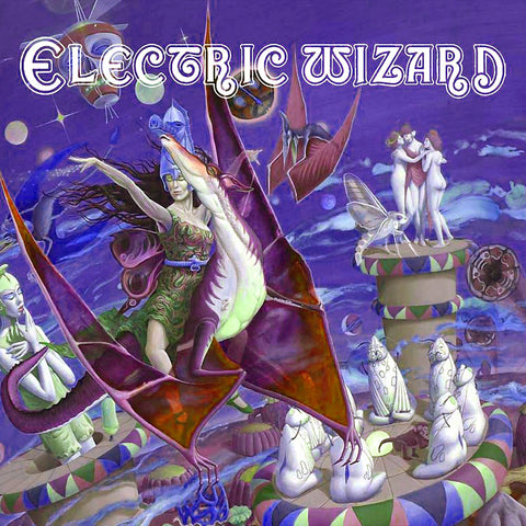 Electric Wizard - Electric Wizard CD (Import) $15