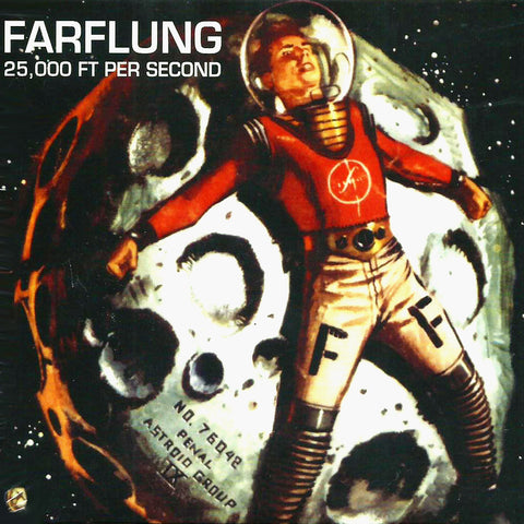 Farflung - 25,000 Ft Per Second CD (Reissue)