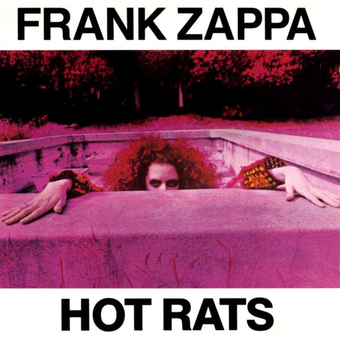 Frank Zappa - Hot Rats LP Vinyl (180 gram/Remastered)