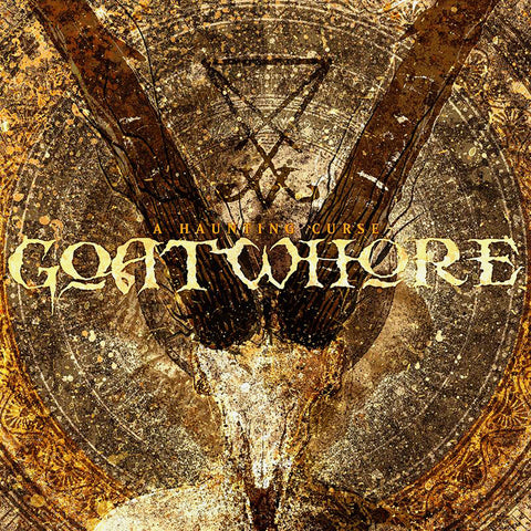 Goatwhore - A Haunting Curse CD $11