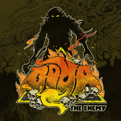 Goya - The Enemy LP Vinyl (Black)