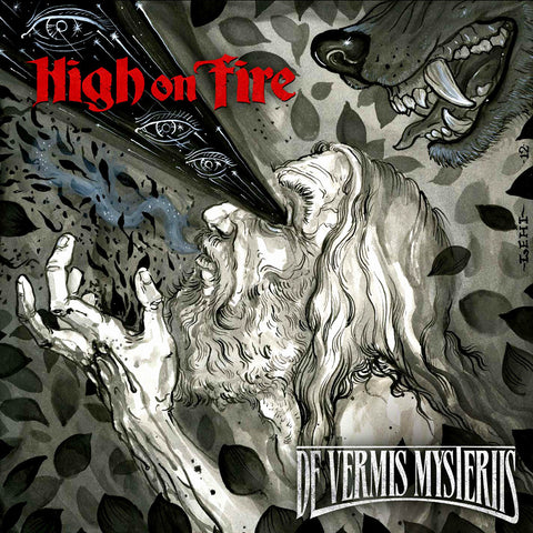 High on Fire - De Vermis Mysteriis 2LP Vinyl
