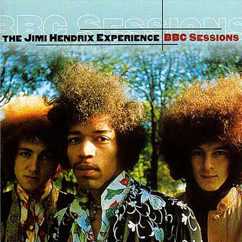 The Jimi Hendrix Experience - BBC Sessions 3LP Vinyl (180 gram/Import)