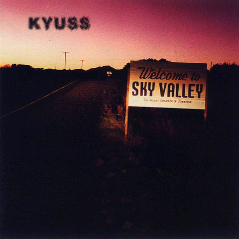 Kyuss - Welcome to Sky Valley CD (Reissue/Import)