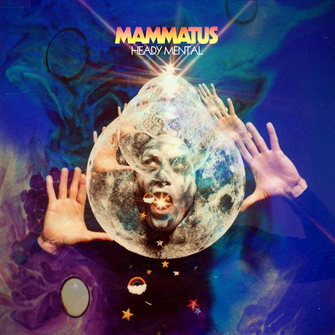 Mammatus - Heady Mental LP Vinyl
