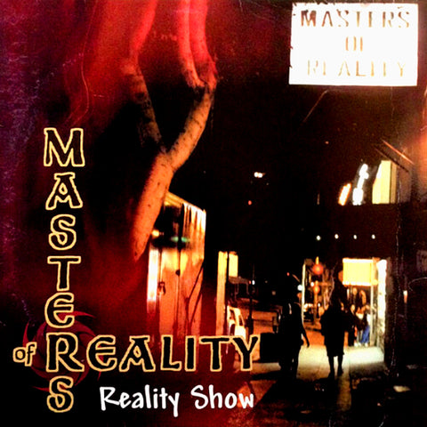 Masters of Reality - Reality Show CD (Import)