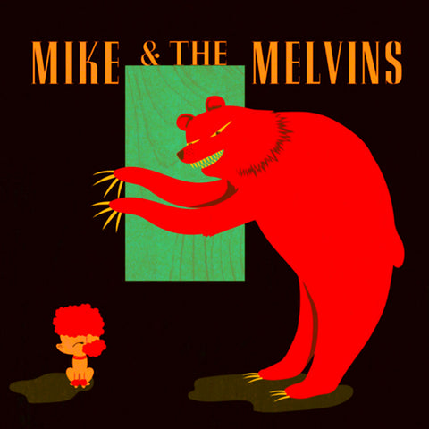 Mike & The Melvins - Three Men and a Baby LP Vinyl