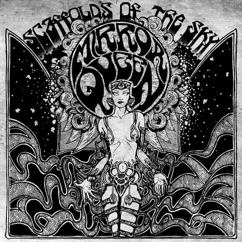 Mirror Queen - Scaffolds of the Time CD