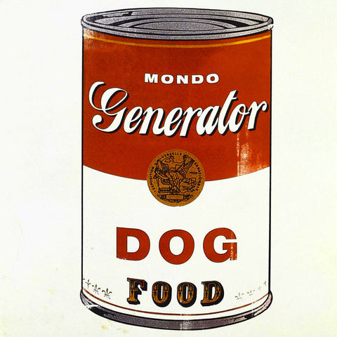 Mondo Generator - Dog Food 7 inch (Import)