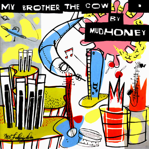 Mudhoney - My Brother the Cow LP Vinyl (180 gram/Import)
