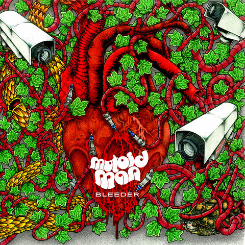 Mutoid Man - Bleeder CD