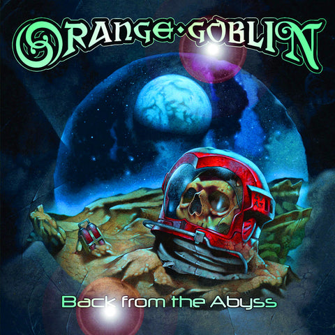 Orange Goblin - Back From the Abyss 2LP Vinyl (Color/Import)