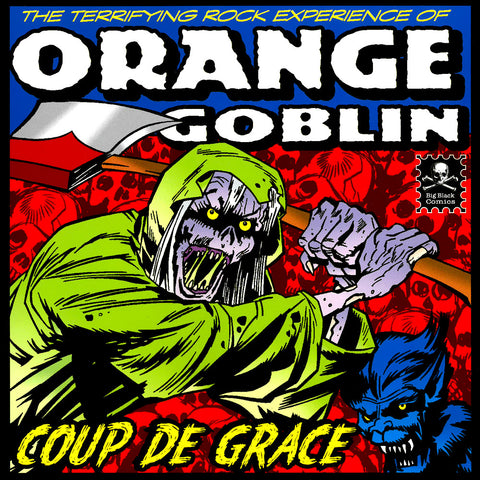 Orange Goblin - Coup de Grace CD (Import) $13