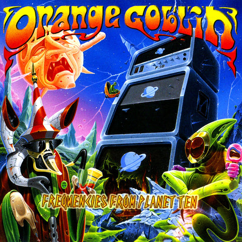 Orange Goblin - Frequencies From Planet Ten CD (Re-issue/Bonus Tracks/Import) $13