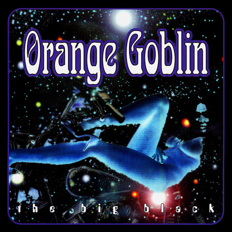 Orange Goblin - The Big Black CD (Reissue/Bonus Tracks/Import) $13