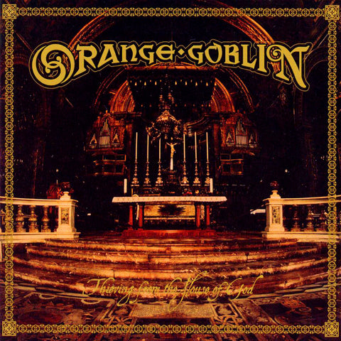 Orange Goblin - Thieving From the House of God CD (Reissue/Bonus Tracks/Import) $13